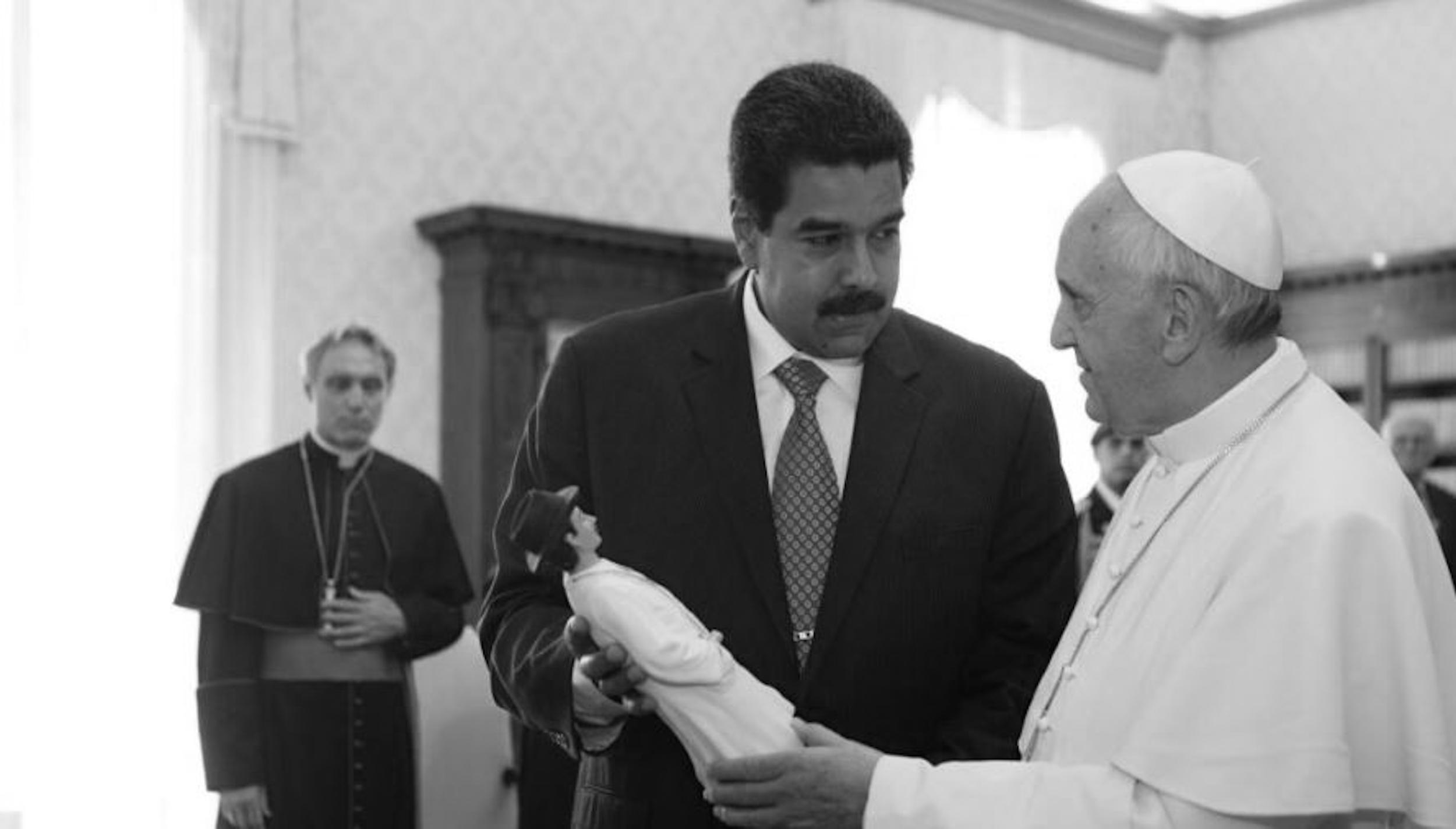 Presidente Maduro celebra aprobación de milagro de José Gregorio Hernández por parte del Vaticano