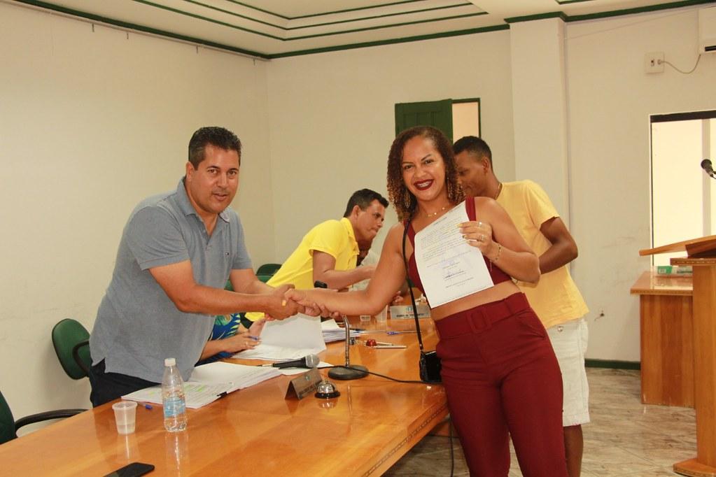 Cerimônia de posse dos candidatos no processo seletivo de Alcobaça (19)