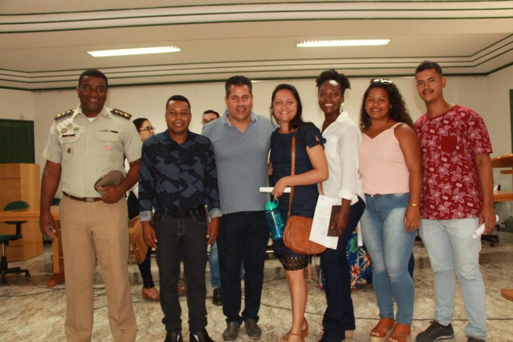 Cerimônia de posse dos candidatos no processo seletivo de Alcobaça (13)