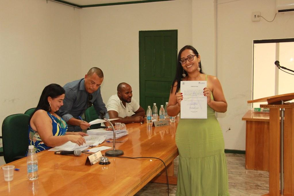 Cerimônia de posse dos candidatos no processo seletivo de Alcobaça (11)