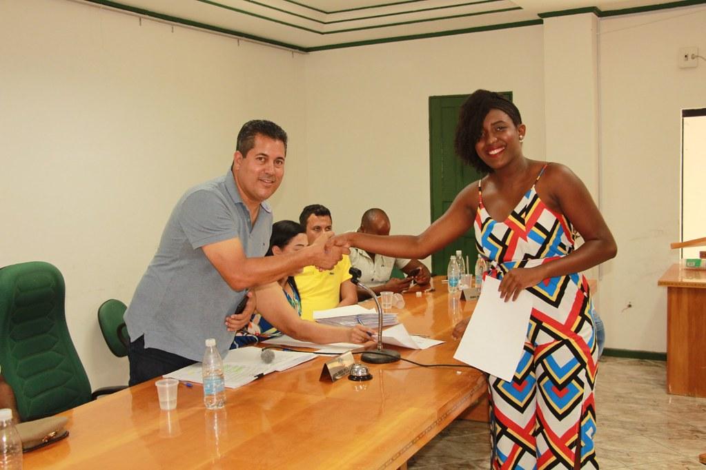 Cerimônia de posse dos candidatos no processo seletivo de Alcobaça (7)