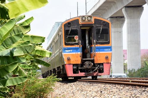State Railway of Thailand 1113, Lat Krabang
