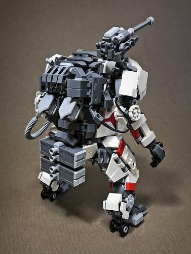LEGO Arcade Bot  ASTRO-10