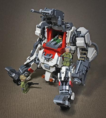 LEGO Arcade Bot  ASTRO-05