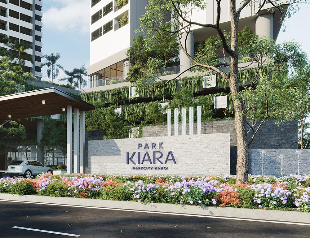 Park Kiara - Khơi nguồn cảm hứng, nơi để trở về