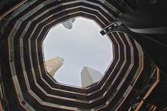 new york city the vessel circle EXPLORED  (由  photographynatalia