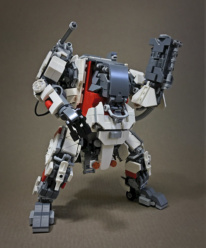LEGO Arcade Bot  ASTRO-12