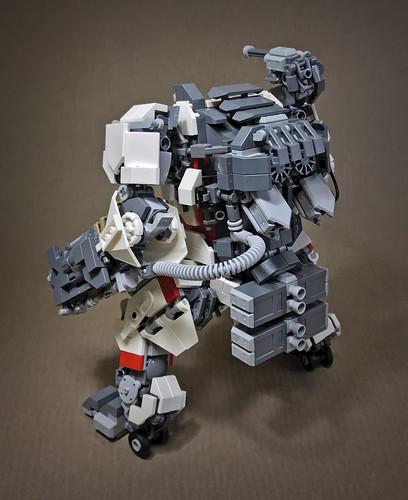 LEGO Arcade Bot  ASTRO-11