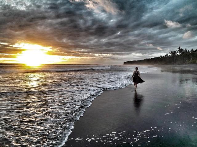 West Bali Beach
