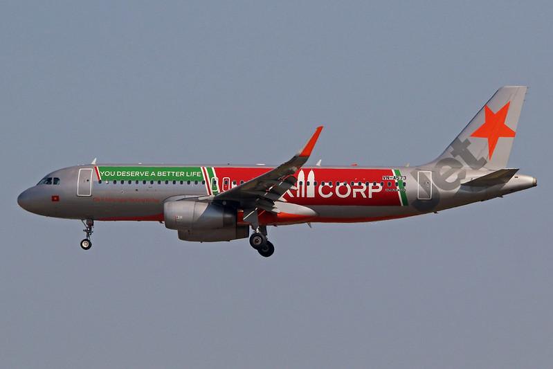 VN-A573 Airbus A320-232/WL Jetstar Pacific Airways cn 7809