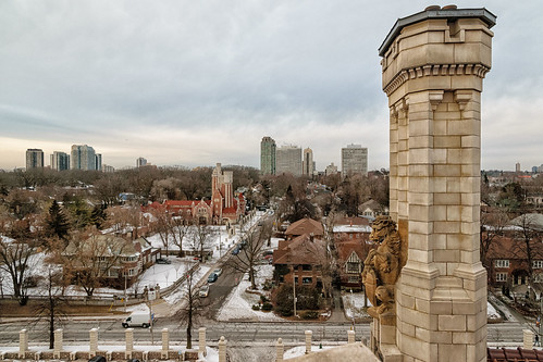 casaloma toronto architecture building exterior historical outdoors views stables