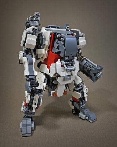 LEGO Arcade Bot  ASTRO-09
