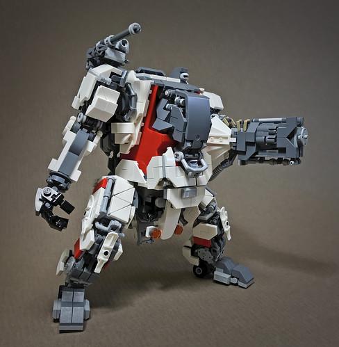 LEGO Arcade Bot  ASTRO-07