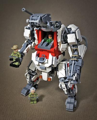 LEGO Arcade Bot  ASTRO-03