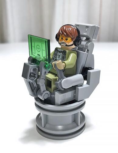 LEGO Arcade Bot  ASTRO-13