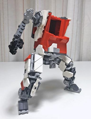 LEGO Arcade Bot  ASTRO-14