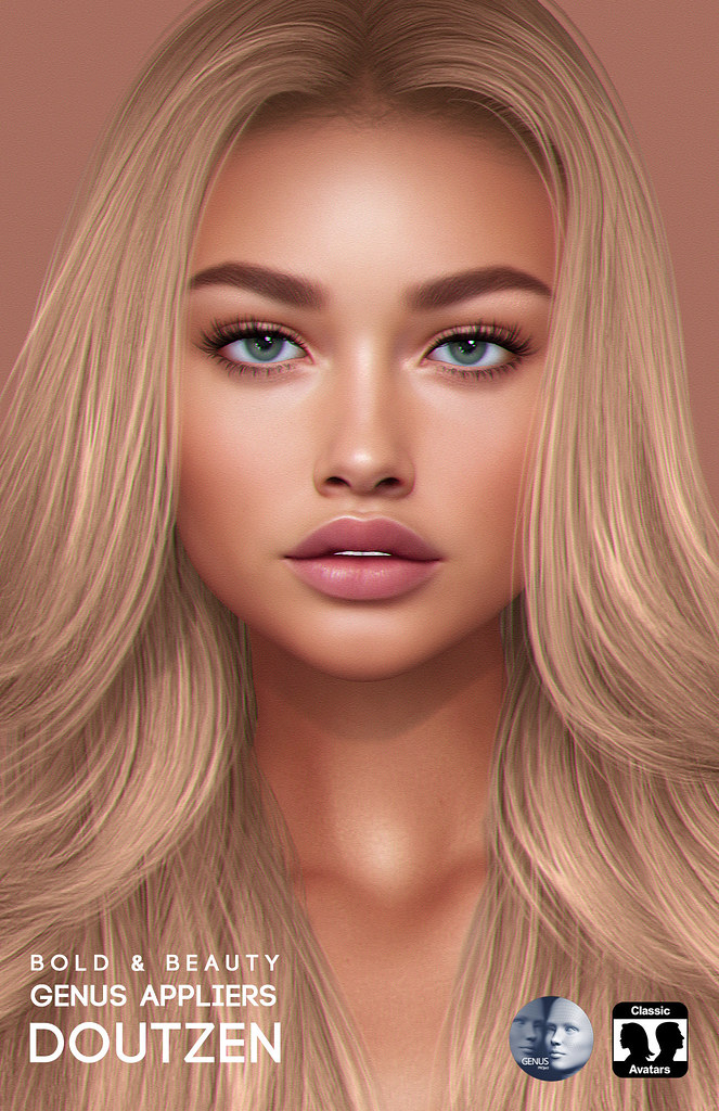Bold & Beauty- Doutzen @ equal10
