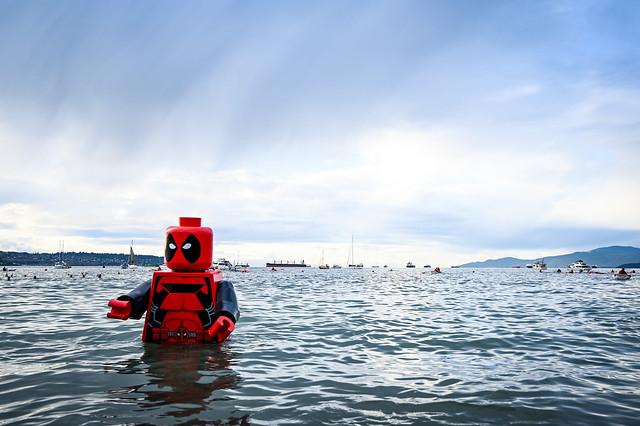Polar Bear Dip 2020 - Vancouver