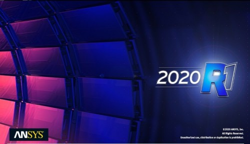 ANSYS Products 2020 R1 X64 FULL LICENSE