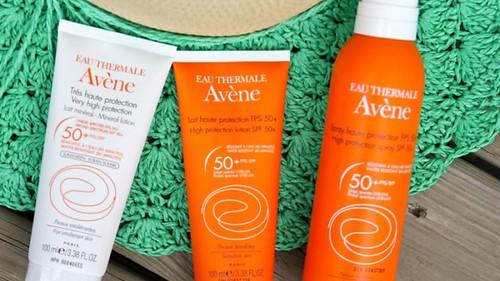 kem chống nắng nổi bật của Avene
