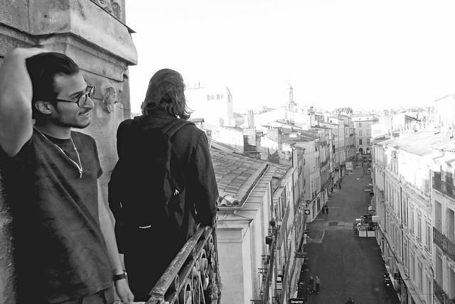 Vue sur la cité (2018)