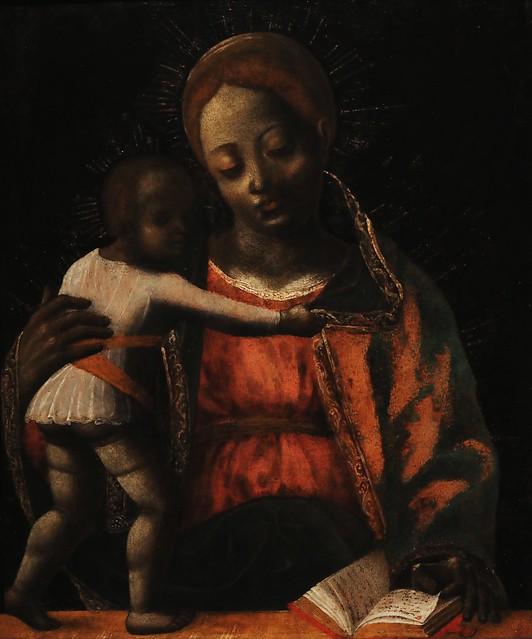 Madonna con il Bambino (1490-95)