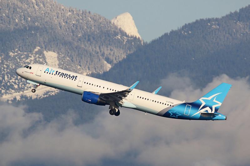 Air Transat C-FTXQ