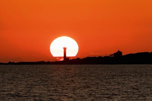 baleares canon canoneos eos5d eos5dmarkiv mallorca markiv sarapita tamron tamron150600 atardecer cielo faro lighthouse sky sol sun sunset teleobjetivo