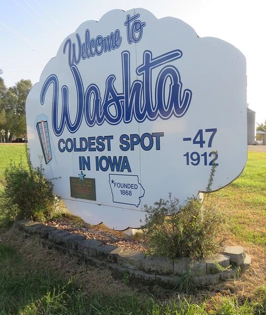 Welcome to Washta Sign (Washta, Iowa)