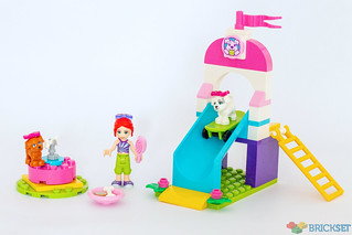 Review: 41396 Puppy Playground