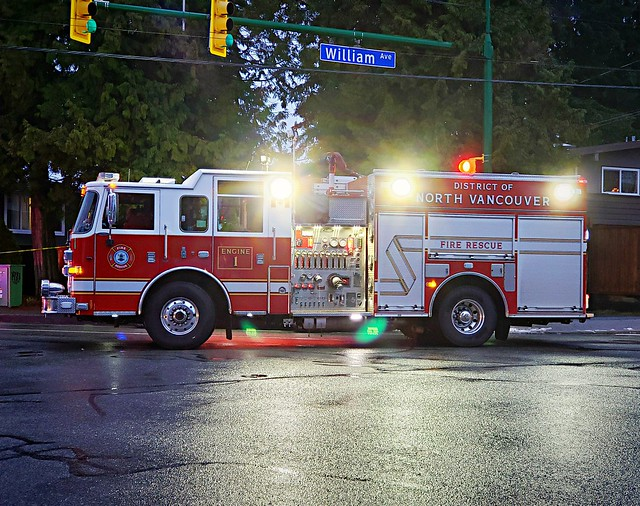 North Vancouver District, BC Engine 1
