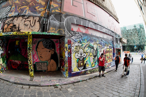 Street art and photographers, Melbourne | by Joe Lewit