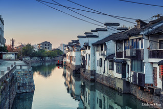 The many canals of Suzhou by gunman47