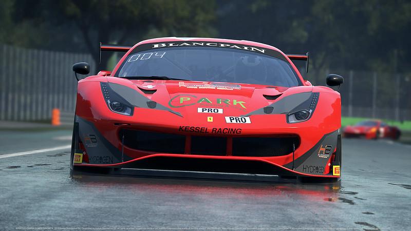 ACC Ferrari 488