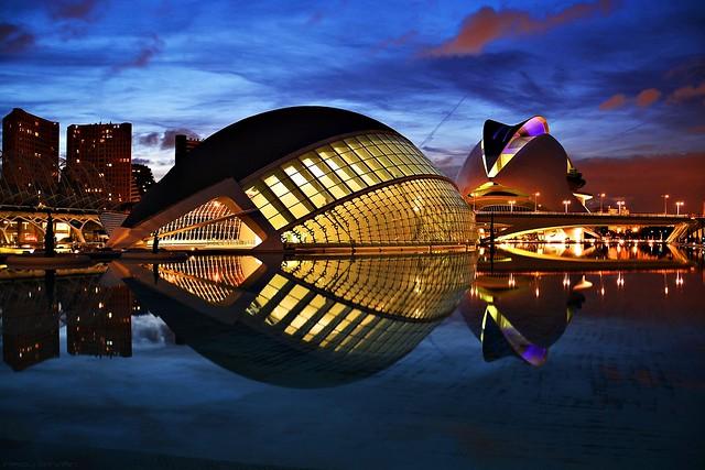 Valencia - City of Arts and Sciences #9