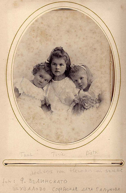 Harmsen Girls, approx. 1897