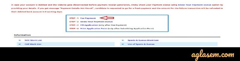 AP EdCET fee payment