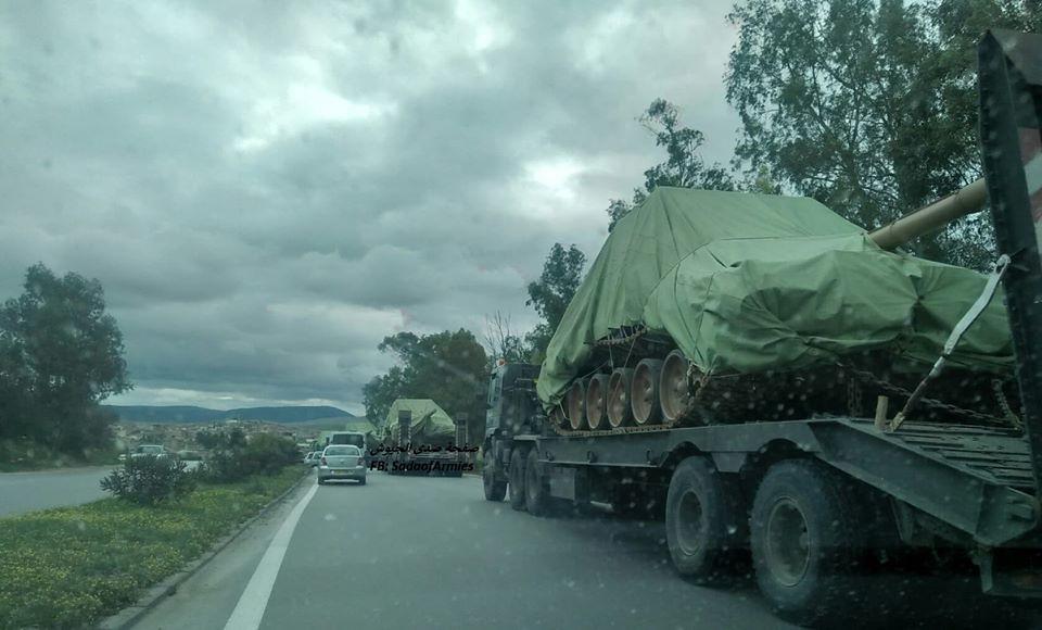 2015 - الجزائر تستلم حزمة ثالثة  من  [ دبابات T-90  ]   - صفحة 15 49366576878_25828b3772_b