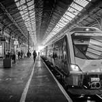 Preston Train Station