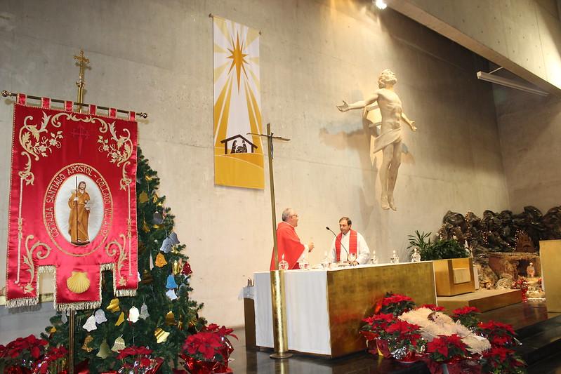 Eucaristía Hermandad Santiago Apóstol Dic 19