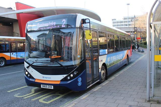26295 SN69ZHX Stagecoach