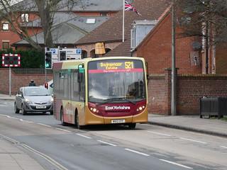 East Yorkshire 502 - MX12 CFF