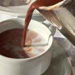 Chocolat chaud addict :-)