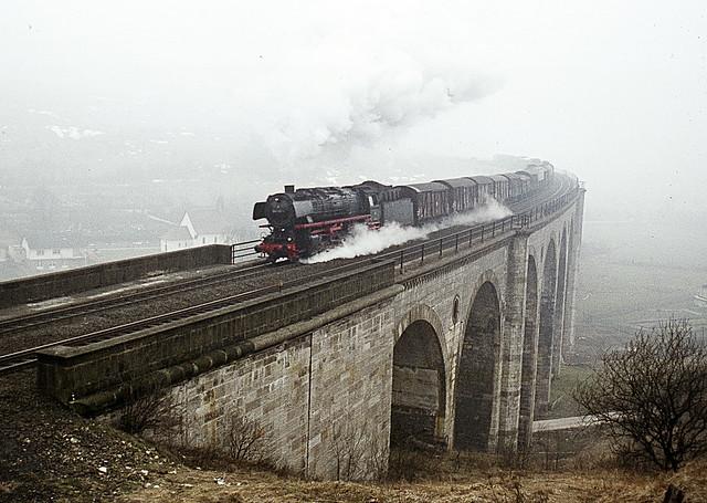 44 1064  mit Gz     Altenbeken Viadukt