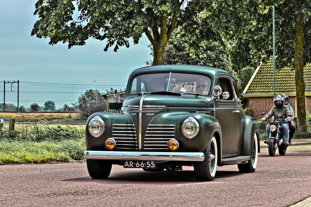 Plymouth Roadking Sedan 1940 (2966)