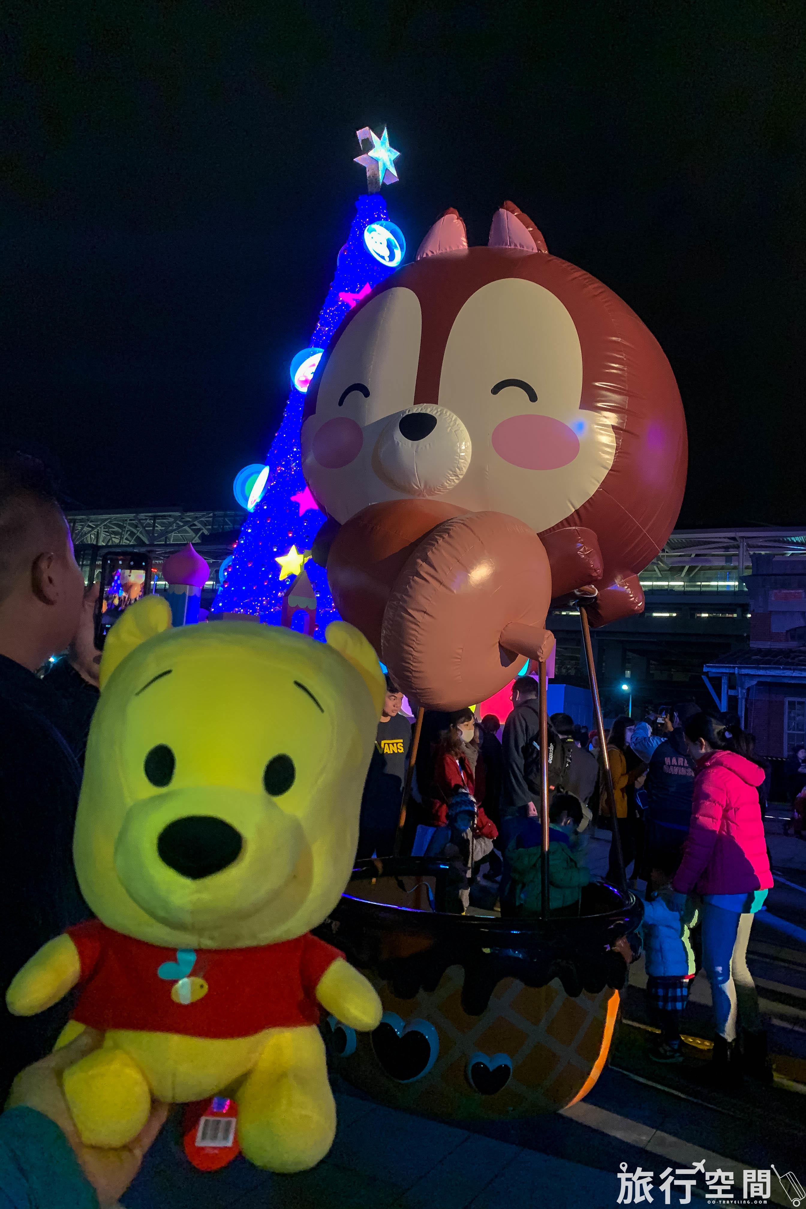 2019台中耶誕夢想世界
