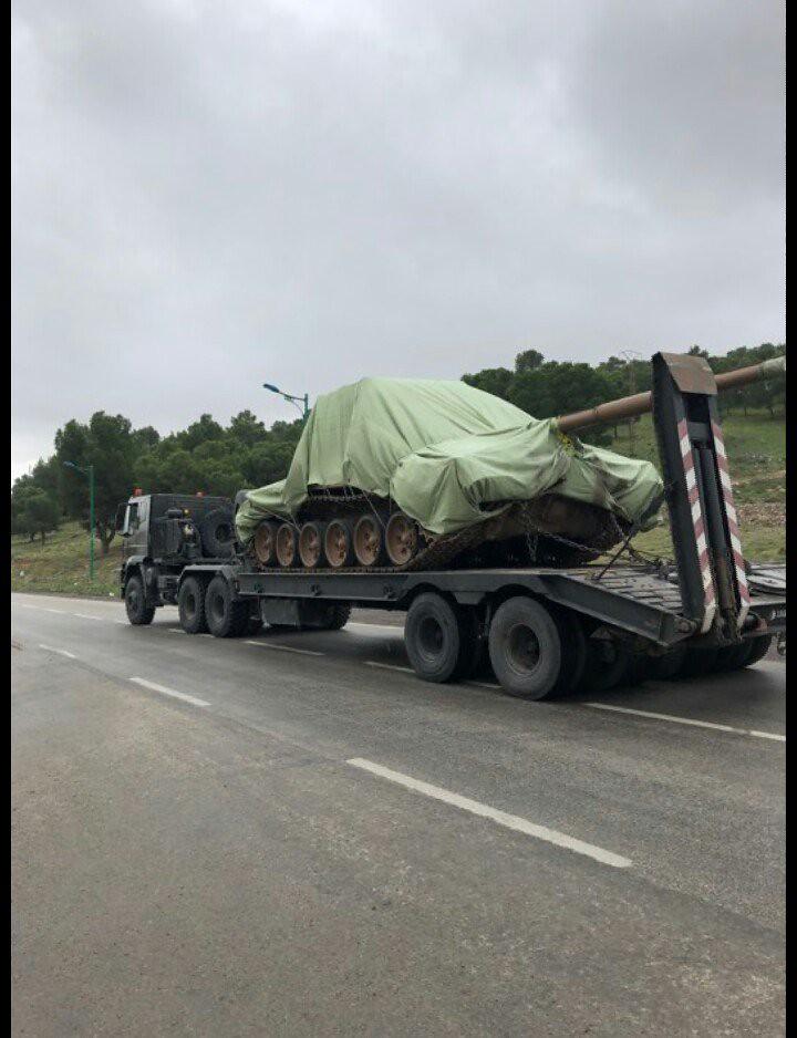 2015 - الجزائر تستلم حزمة ثالثة  من  [ دبابات T-90  ]   - صفحة 14 49367040966_376506fc9c_b