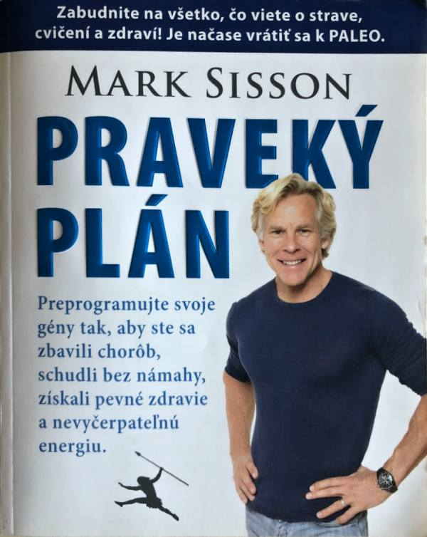 Praveký plán, Mark Sisson
