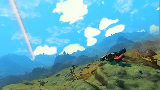 exploring Eissentam after quite a time away