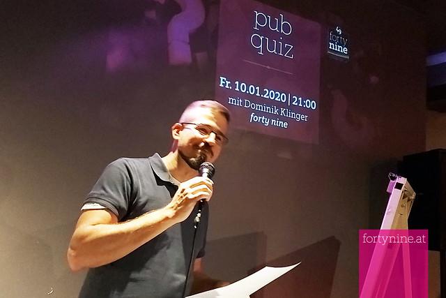 10.01.2020: Pub Quiz